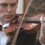 Tomáš Vinklát hegedűművész