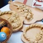 Húsvétvasárnapi udvar Alsószeliben