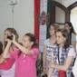 A bátkai iskolát meglátogatta budapesti testvériskolája