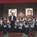 A Zselízi Alapiskola Franz Schubert Gyermekkara