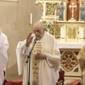 Koller Gyula pápai prelátus vasmiséje