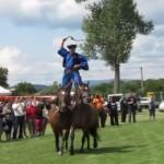 Balogvölgyi Rock Fesztivál – Buck Viktor jászberényi csikós lovasbemutatója