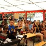 A Diákhálózat 2011-es nyári táborának megnyitója