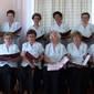 15 éves a nagymegyeri NEFELEJCS énekkör