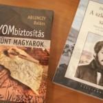 Bibliotékai Napok - Ablonczy Balázs és Demmel József történészek munkái