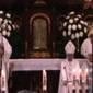 Magyar szentmise a nagyszombati Szent Miklós-exkatedrálisban