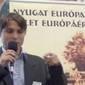 Gubík László a Nyugat-Európa Kelet-Európáért konferencián