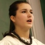 A csángó himnusz Nyitrán