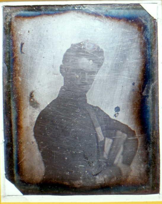 Petőfi Sándor daguerrotipia
