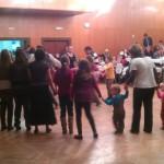 Farsangi táncház és Kalácssütő verseny Nagykéren