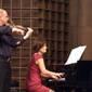 Hideghéty Jenő szerenádot adott a nemzetközi tanári hangversenyen