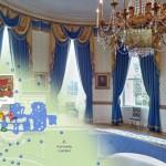 Virtuális séta a Fehér Házban