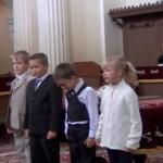 Anyák napi ünnepség Nemesradnóton