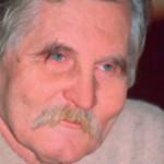 Bárczi István költő. Fotó © Görföl Jenő, 2006