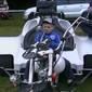 A Csallóközi Bikák motorostalálkozójának 1. napja