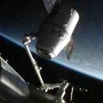 Csütörtökön levált a Dragon űrhajó a Nemzetközi Űrállomásról