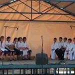 Kukoricafosztás -  Rimajánosi Alapiskola Csicsóka csoport