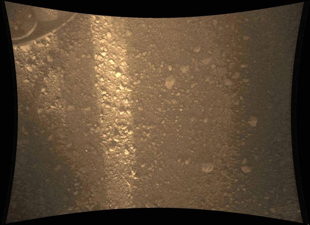 Mars Descent Imager (MARDI)  PIA16018