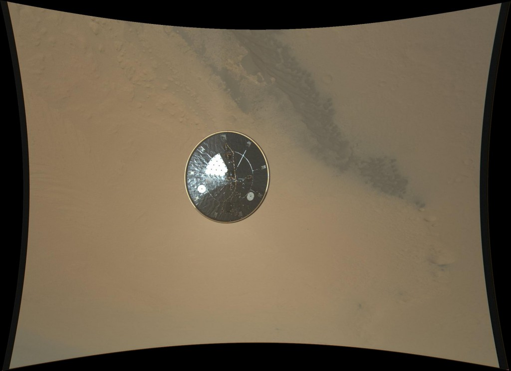 Mars Descent Imager (MARDI)  PIA16021