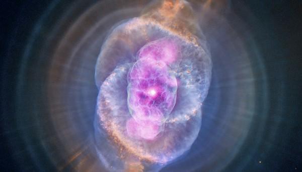 NASA-Chandra Cats Eye