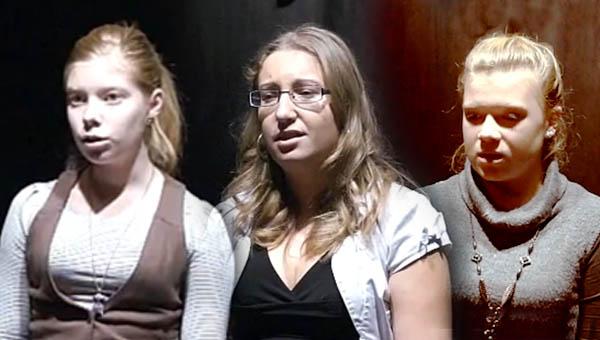 Vajani Fanni, Gál Cynthia, Varga Andrea