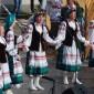 Külföldi néptáncegyüttesek a Cassovia Folkfesten