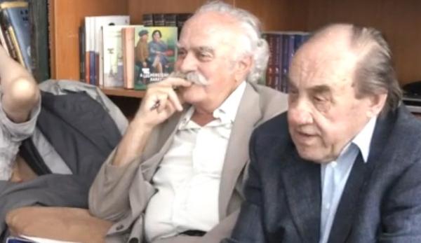 Tóth Elemér és Duba Gyula