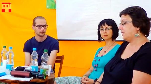Juhász Katalin és Csobánka Zsuzsa