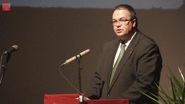 Balogh Csaba nagykövet Fotó © Magyar Interaktív Televízió, 2014