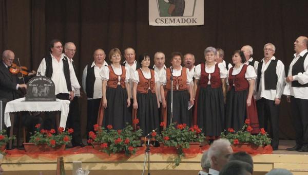 Alsószeli Magyar Dalkör 2014