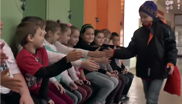 Pongrácz Lajos Alapiskola - Ipolyság