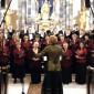 A Szlovákiai Magyar Pedagógusok Vass Lajos Kórusa énekel