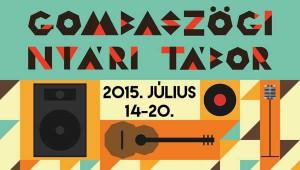 Gombaszögi Nyári Tábor zenei programja