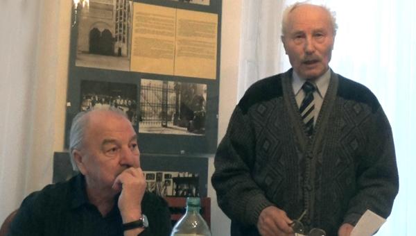 Kulcsár Ferenc és Gyüre Lajos