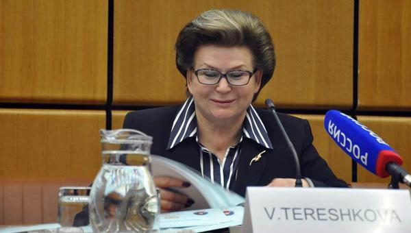 Valentyina Tyereskova