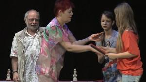 40. Duna Menti Tavasz - szerkesztett játékok díjátadója