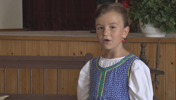Eliašovská Liana Zoé, Nagymegyer