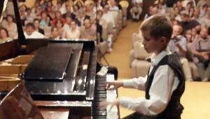 Nagy Szilárd zongorázik - 2015