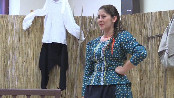 Gál Dominika, Nagymácséd, 5. kategória
