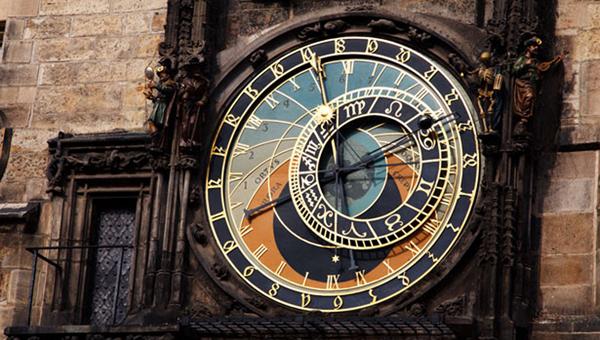 Prága Csillagászati Óra