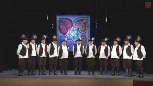 Búzavirág férfi éneklőcsopoprt (Naszvad)720