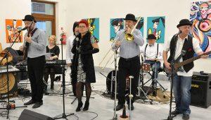 GolDDies együttes, fotó: Dunaszerdahelyi.sk