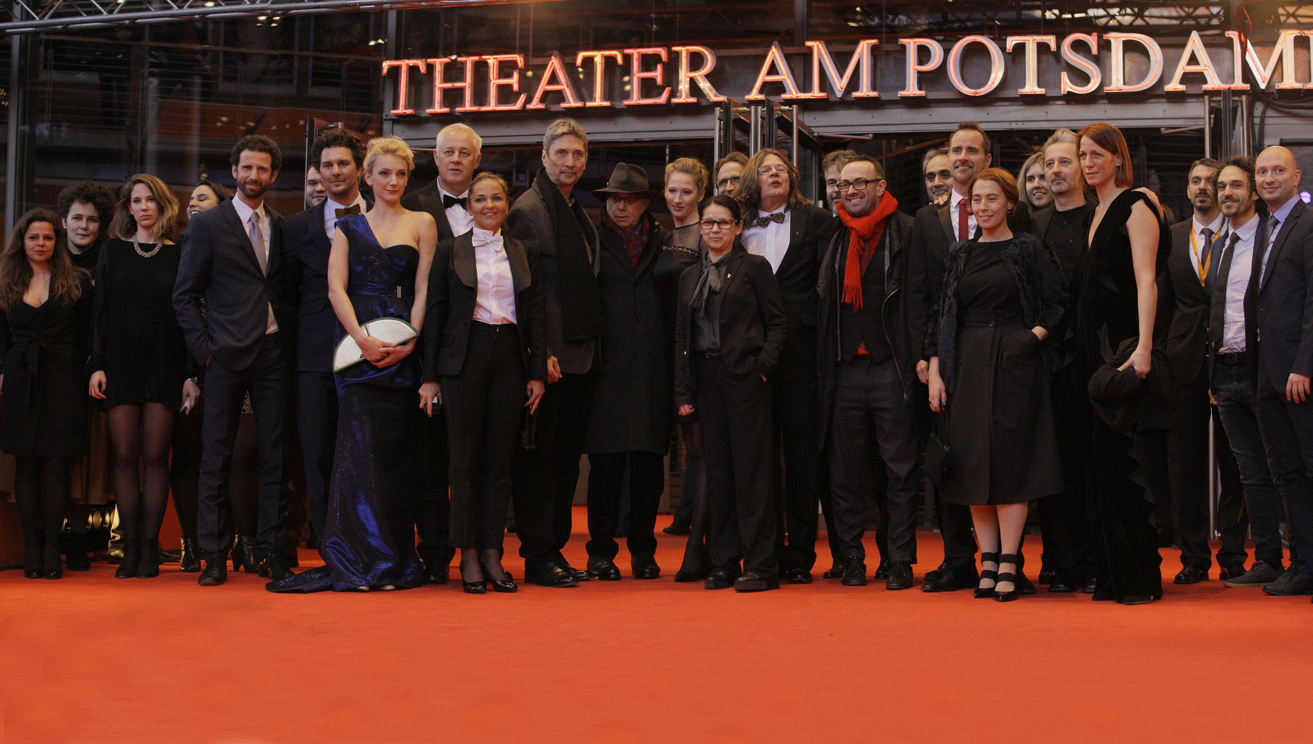 Berlinale © Hungarian Film Fund