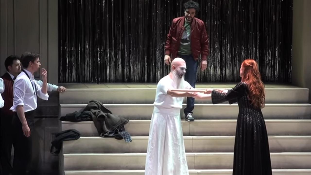 Le Retour d'Ulysse dans sa patrie, Monteverdi