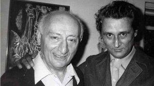 Vas István és Lakatos István 1982