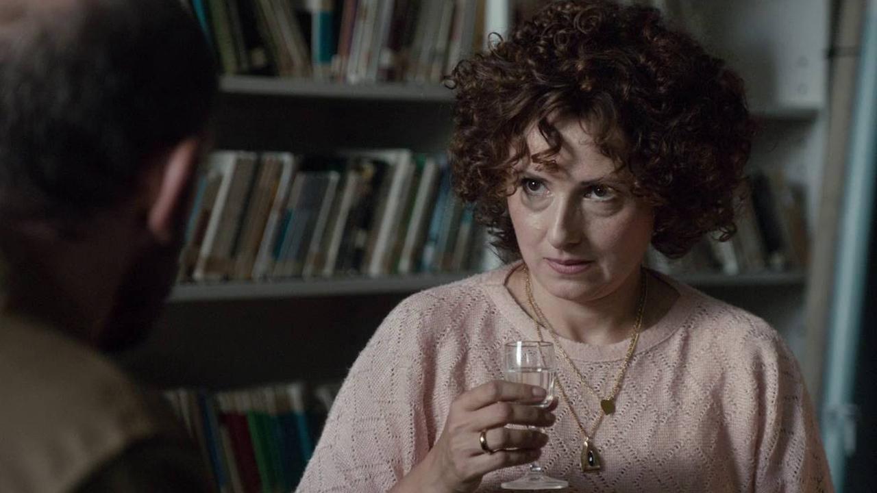 Zuzana mauréry a Tanítónő című filmben