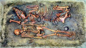 Avar kori leletek Pozsonypüspökinél