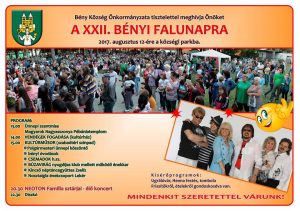 XXII. Bényi Falunap
