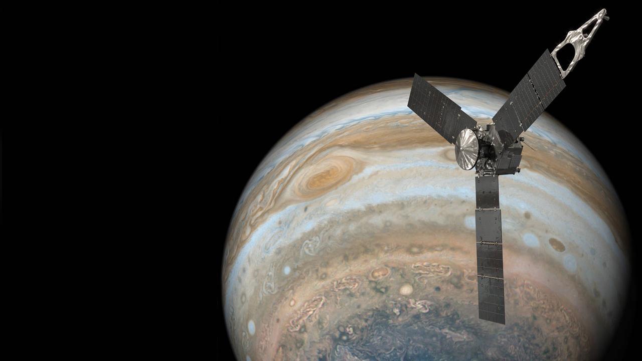 JUNO - NASA -Jupiter