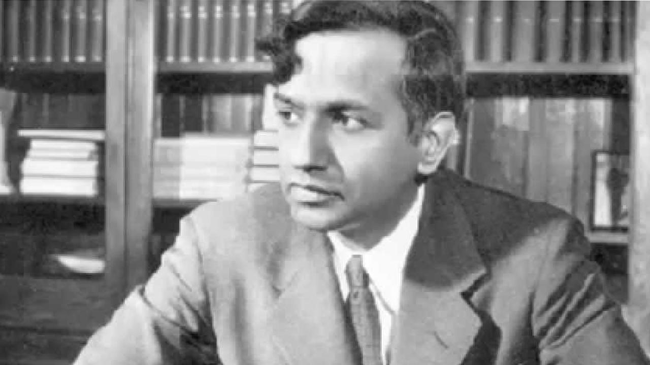 Subrahmanyan Chandrashekar